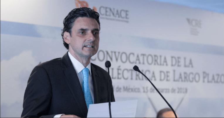 No voy a renunciar, dice titular de la Comisión Reguladora de Energía