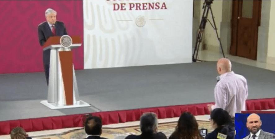 Qué es la prensa fifí: AMLO se lo explica a Pedro Ferriz Jr. (VIDEO)