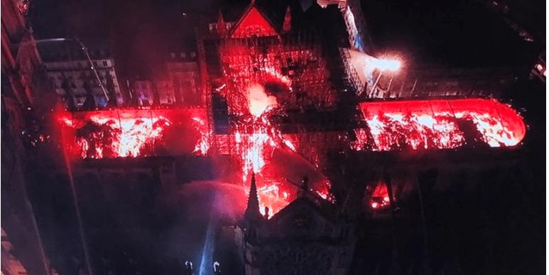 Investigan fraude en recaudación de fondos para reconstruir Notre Dame