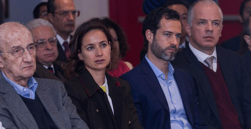 Emiliano Salinas niega haber participado en crímenes de Raniere