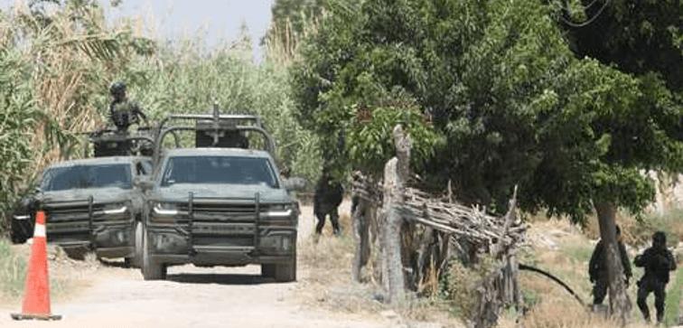 Halla el Ejército en Jalisco finca donde disolvían cuerpos