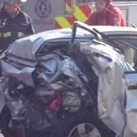 Divulgan VIDEO del choque en que Joao Maleck dejó a una pareja muerta