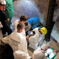 Hallan miles de huesos humanos en el Vaticano (VIDEO)