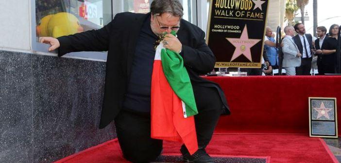 Del Toro pide desde EU vencer el miedo, el odio y las divisiones