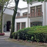 La otra casa blanca de Angélica Rivera, en Los Pinos