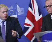 Alcanzan Gran Bretaña y Europa acuerdo para el Brexit