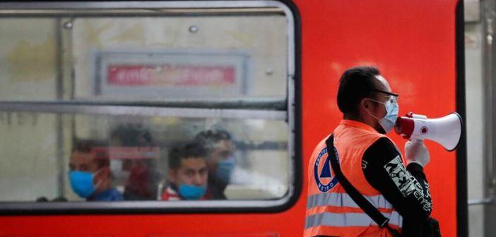 México confirma 501 muertes más por la Covid-19, y supera las 8 mil