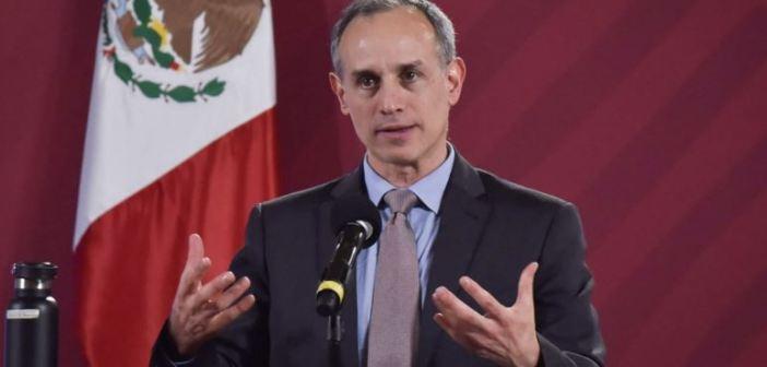 "Refuta López-Gatell ""francas mentiras"" de The Lancet sobre México"
