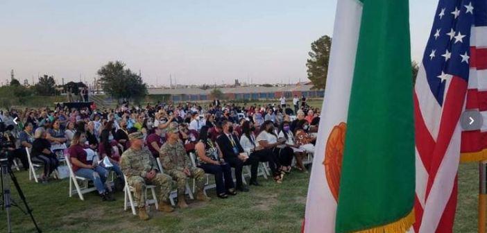 """Crimen de odio en El Paso """"no puede ser olvidado"""": Ebrard"""