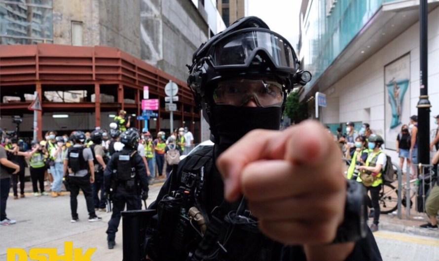 Hong Kong tampoco puede respirar