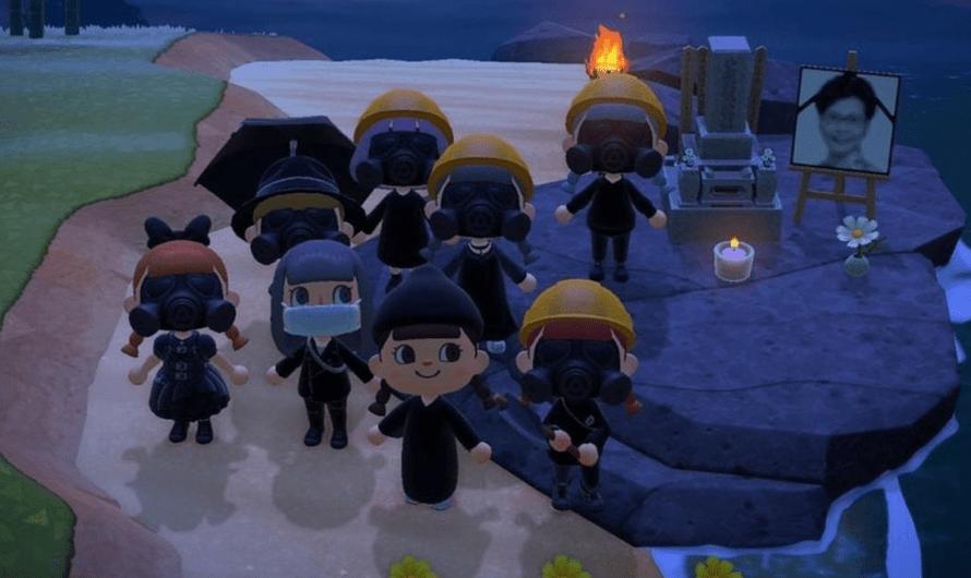 Lo que podemos aprender de Hong Kong y las protestas en Animal Crossing
