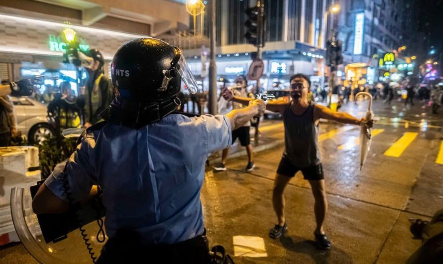 Jóvenes contra el poder: apuntes sobre Hong Kong y Venezuela