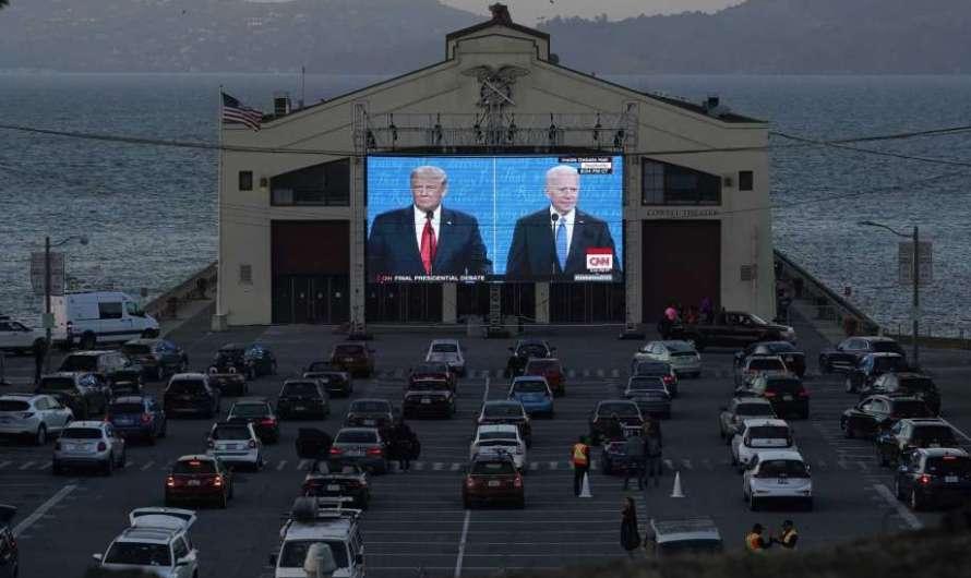 Trump es de Queens, Biden es de Scranton. Notas sobre el segundo debate