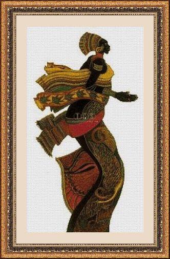 CULTURA AFRICANA 30301