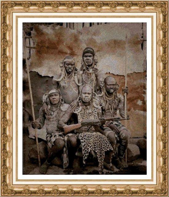 Etnicos y Tribus 1701