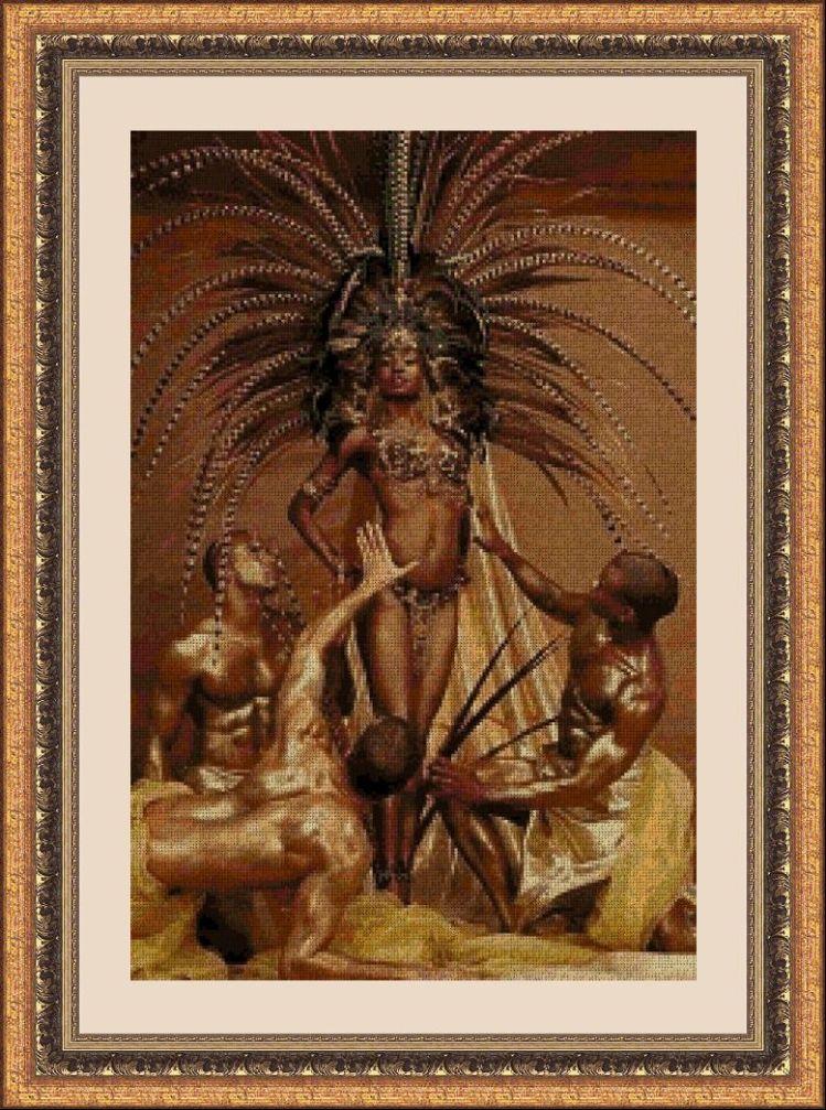 Etnicos y Tribus 1851