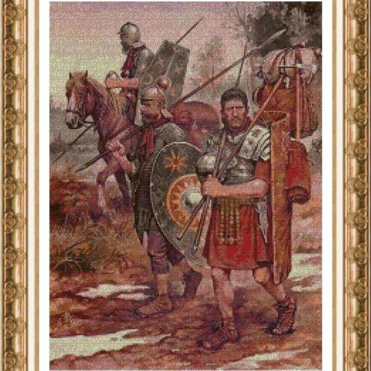 Militares y Belicos 1600