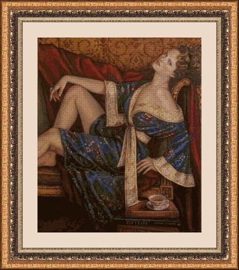 Damas Y Romanticos 1412 1