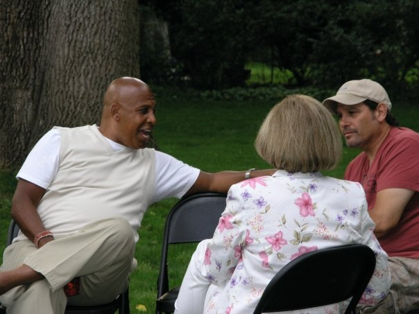 2009 Garden Party