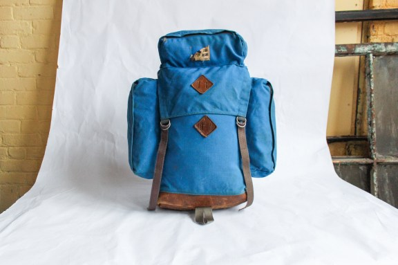 Vintage Sierra Designs Backpack 70s Front