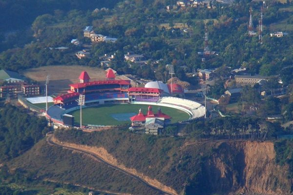 Plots for sale near Cricket Stadium Dharmashala Himachal.