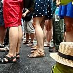 行列に一人で並んでいる時にオススメの暇つぶし方法7選!