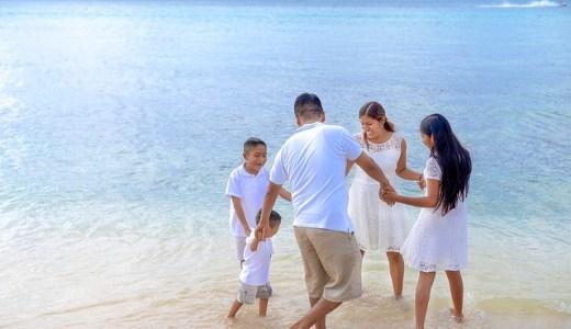海で子供と一緒に楽しめる遊び7選!一生の思い出を作ってあげよう!