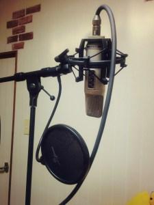 RODE NT2-A マイク ポップガード 宅録 レコーディング