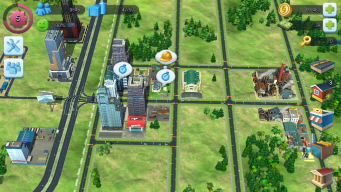 Simcity BuildIt 序盤
