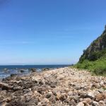 小樽の知る人ぞ知る海。山中海岸に行って来た。