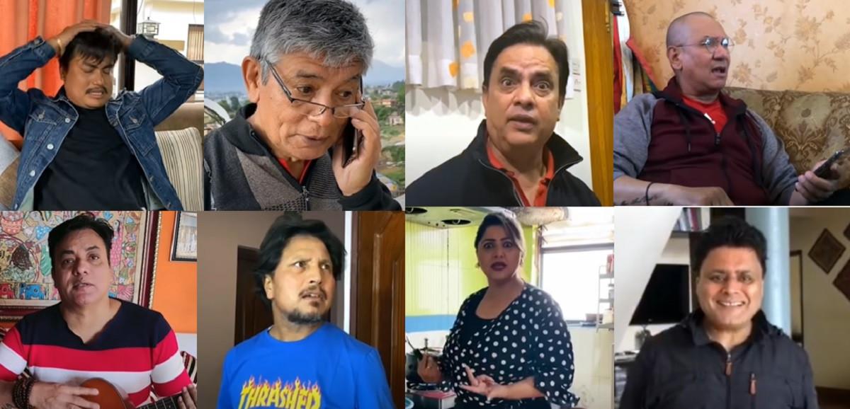 सन्दीप क्षेत्रीले बनाए फिल्मः महजोडीदेखि दीपक-दीपासम्म (भिडियो)