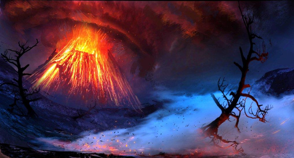 एउटा अद्भुत ग्रह जहाँ आगो 'दन्किरहन्छ' र फलामको वर्षा हुन्छ