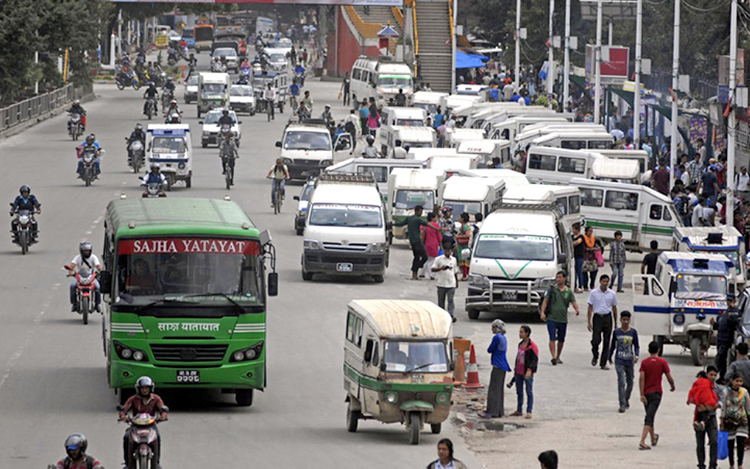 सार्वजनिक यातायात सञ्चालनको निर्णय भएको छैन -व्यवसायी महासङ्घ