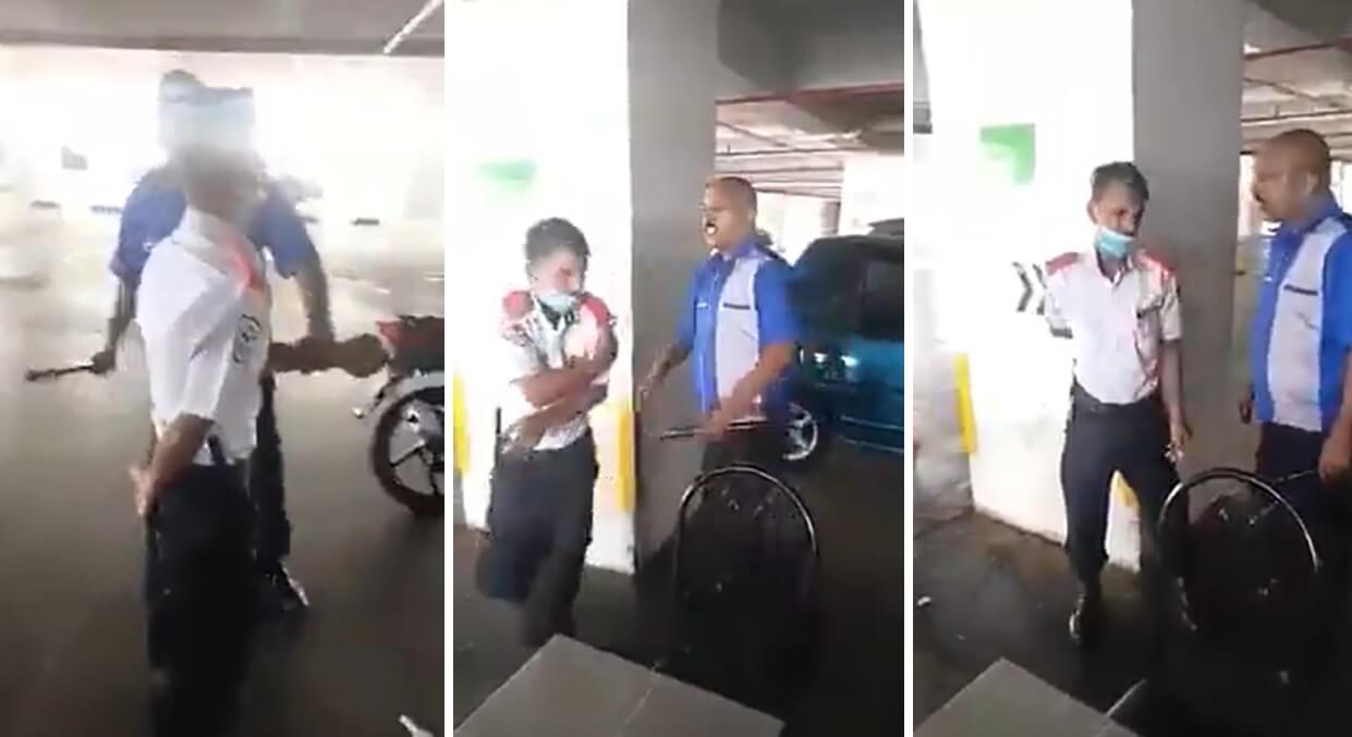 मलेसियामा कुटाइ खाने सुरक्षा गार्ड याैन-हिंसाको आरोपमा पक्राउ