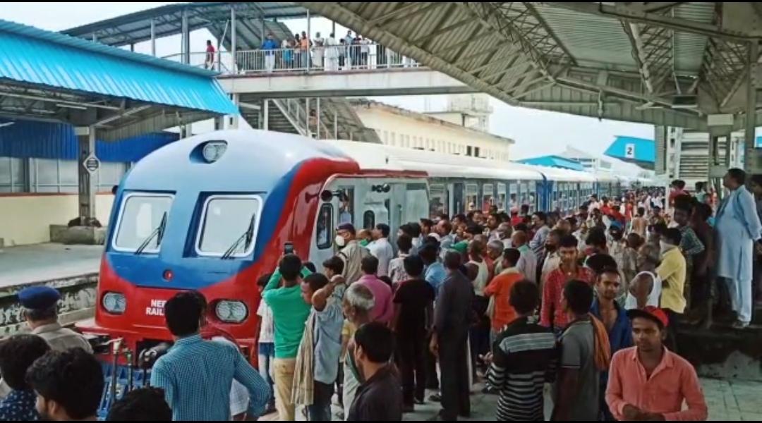 रेललाई न कानुन न कर्मचारी, पुनः भारतमै लगेर राखिने
