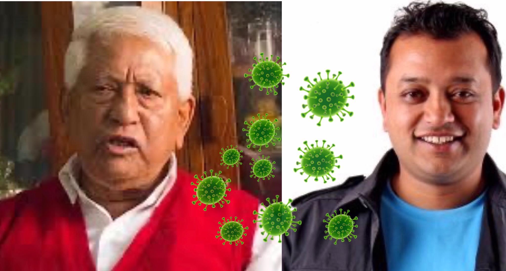 गगन थापा, अर्जुन नरसिंह केसीसहित ७० जनामा कोरोना संक्रमण