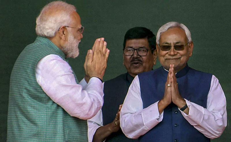बिहारमा एनडीएलाई बहुमत, तेजस्वी यादवको पार्टी बन्याे सबैभन्दा ठूलाे दल