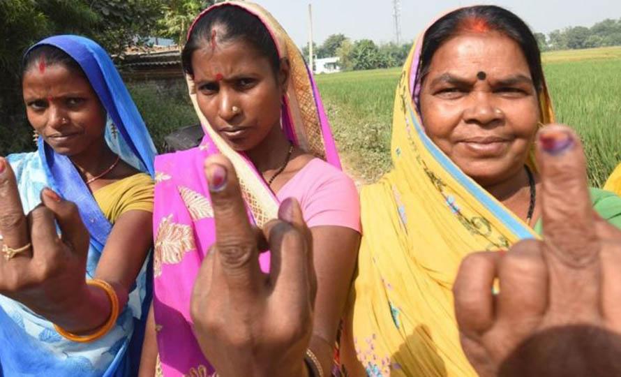 बिहारमा आज दोस्रो चरणको मतदान जारी