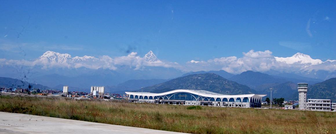 भैरहवा भन्दा पहिला पोखरा अन्तर्राष्ट्रिय विमानस्थल सञ्चालन हुने
