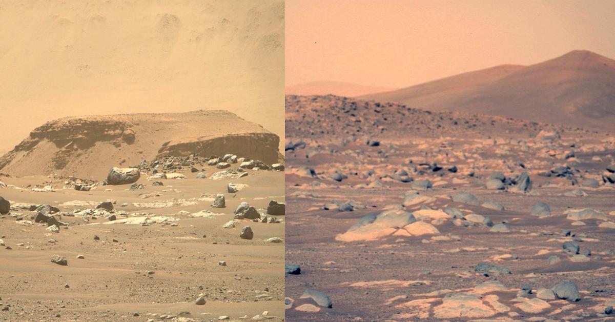 कस्तो छ मंगल ग्रह, हेर्नुस् १३ तस्बिर