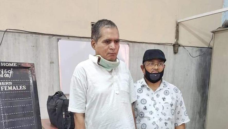 ४० वर्षपछि भारतीय जेलबाट छुटे दुर्गाप्रसाद