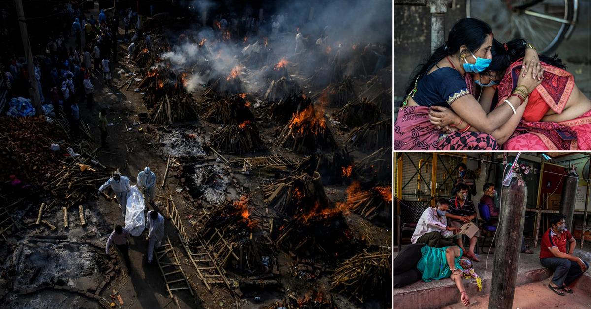 लाग्छ, दिल्लीमा 'युद्ध' चल्दैछ…