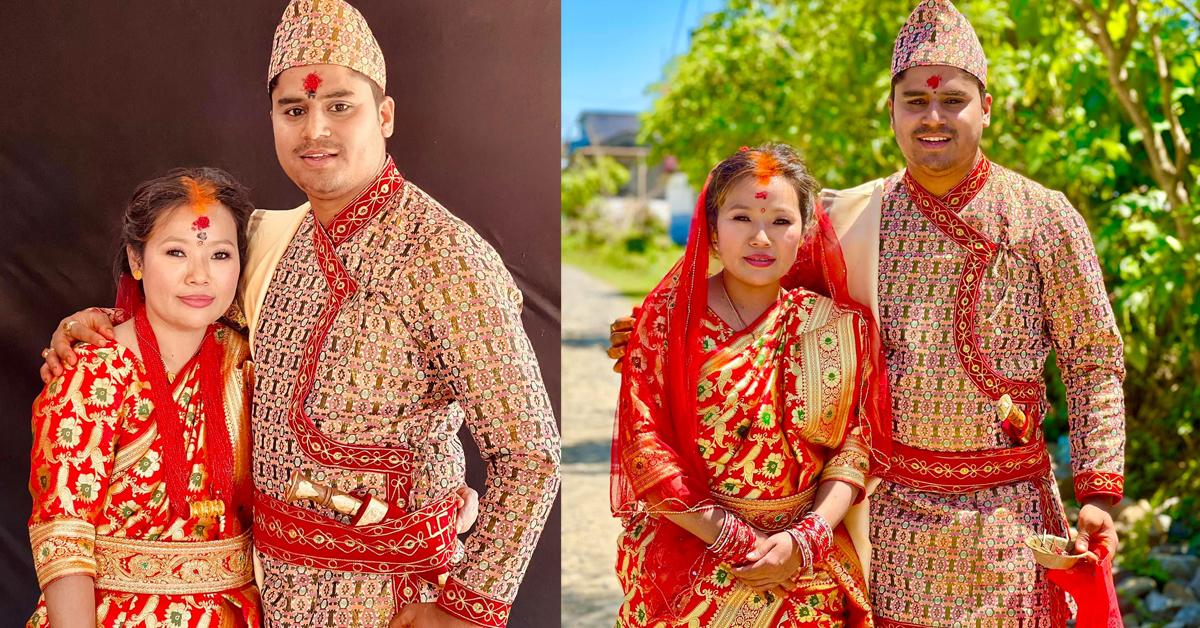'भ्वाइस अफ नेपाल'का पहिलो विजेता विजय वैवाहिक जिवनमा बाँधिए…