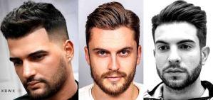 Potongan Rambut yang Sesuai bagi Pria Berwajah Kotak