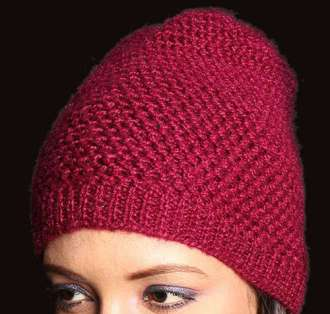 Cap Tapered Red