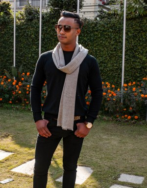 Best Pashmina Scarf for Men