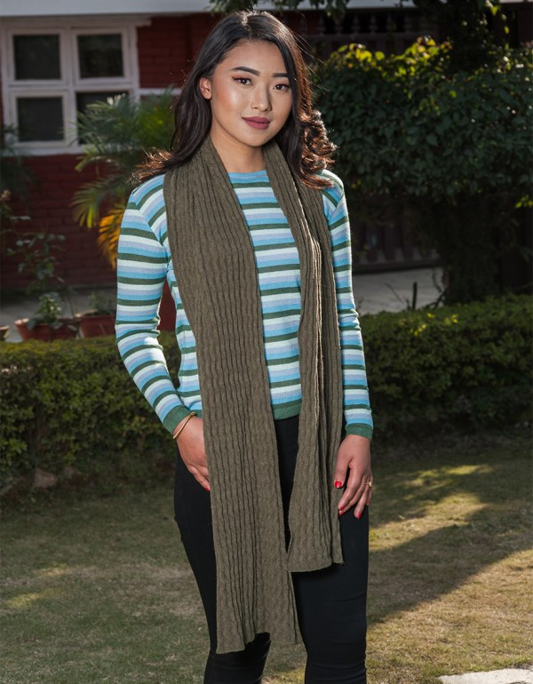 Knitted Cashmere