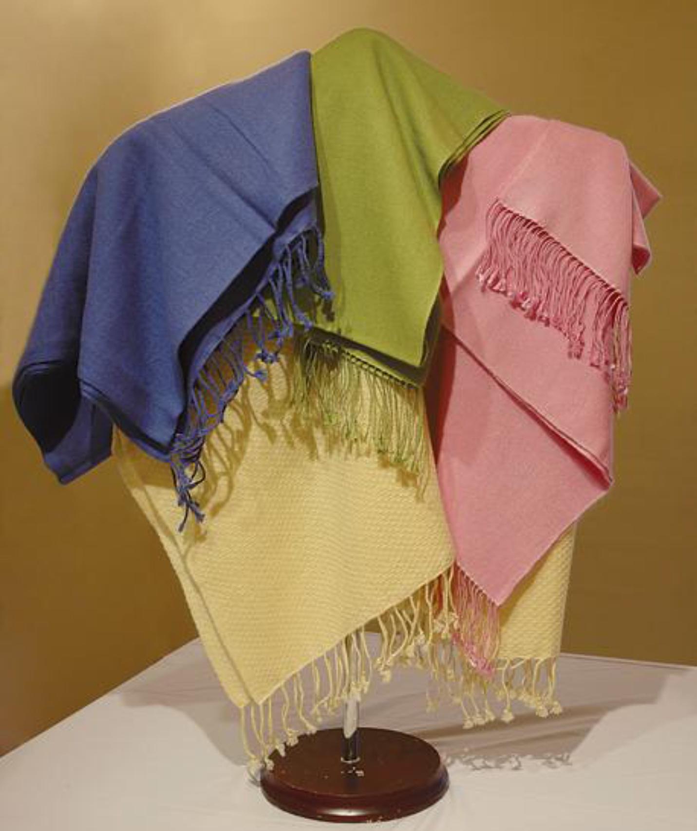Pashmina shawl Nepal
