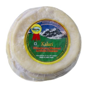 Kalari cheese 500g frozen packet made in Kashmir India