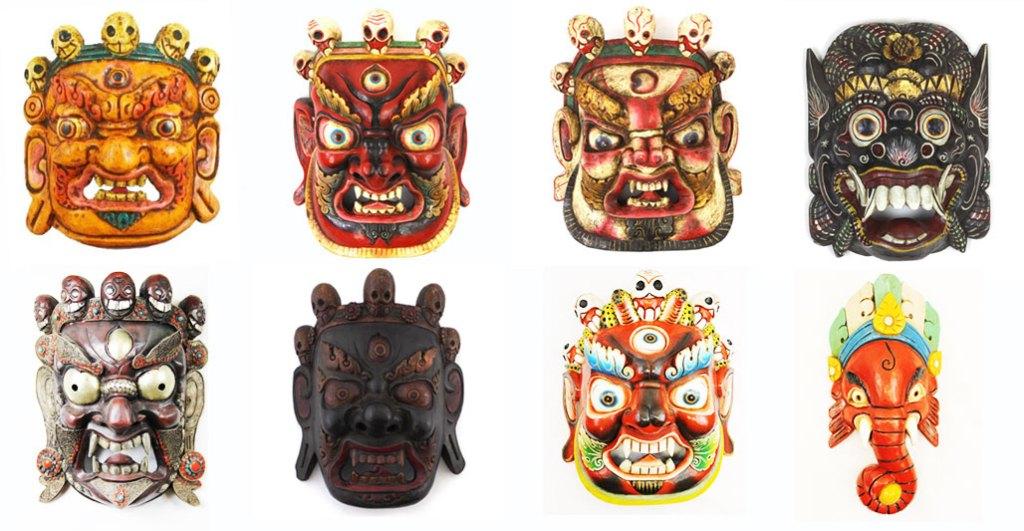 Newari tradition of Masks